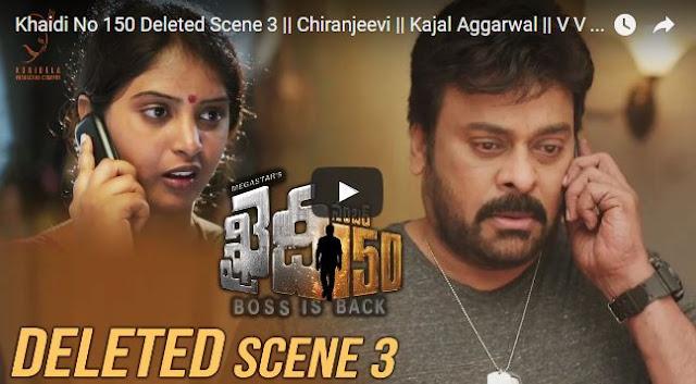 Khaidi No 150 Deleted Scene 3