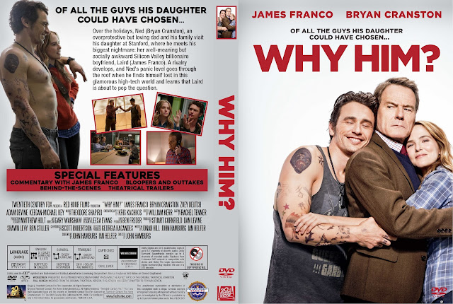 Why Him? DVD Cover