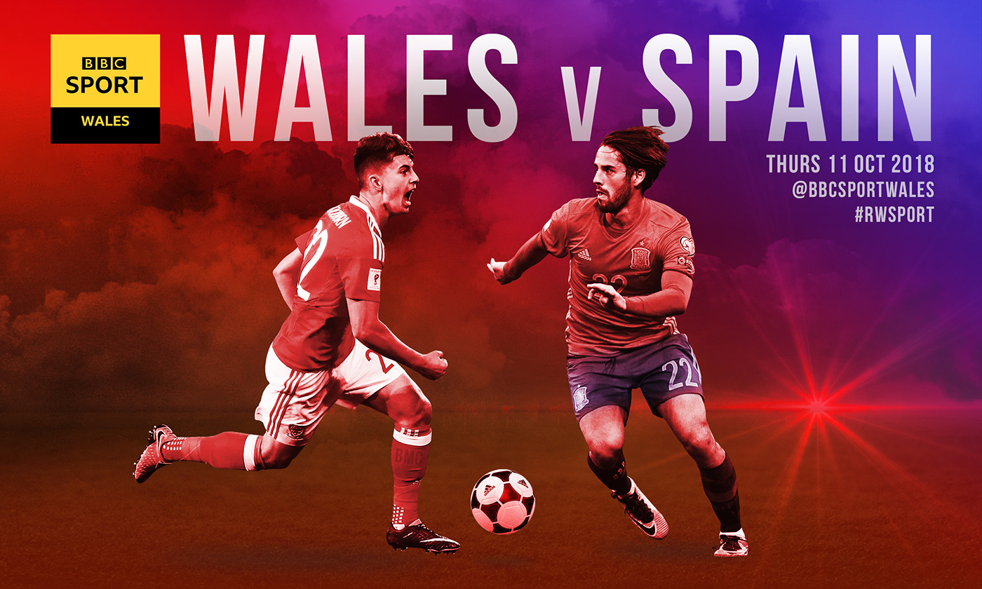 مشاهدة مباراة أسبانيا وويلز بث مباشر اليوم 11-10-2018 مباراة ودية