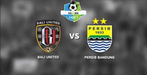 Susunan Pemain Bali United vs Persib Bandung