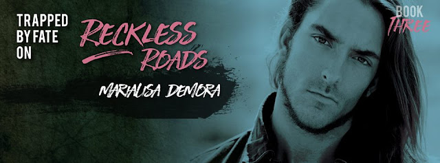 Trapped By Fate on Reckless Roads by MariaLisa de Mora is Live!!!