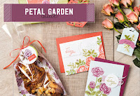 Look more closely at the Petal Garden Product Suite by Stampin' Up!