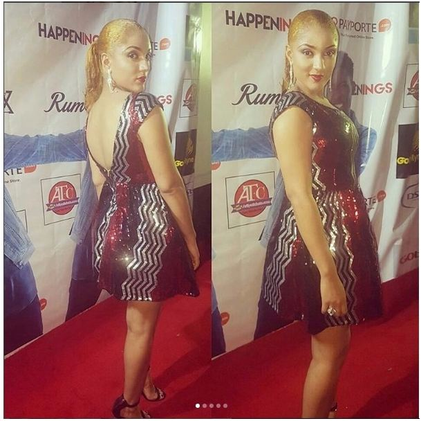 #BBNaija: Ex-Housemate, Gifty Goes Blonde In New Photos