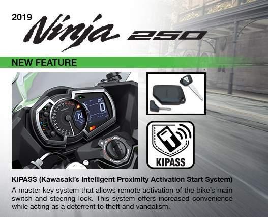 Ninja 250 Fi SmartKey Fitur Terbaru