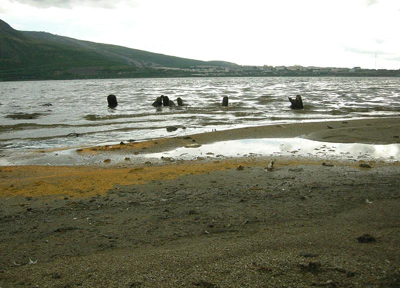 кировск озеро большой вудъявр