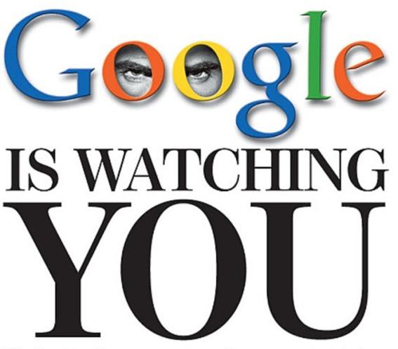 Google Watching you