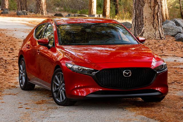 Mobil Mazda 3 Hyper Hatch Segera Terwujud Dengan Mesin 2.5 Liter 4WD