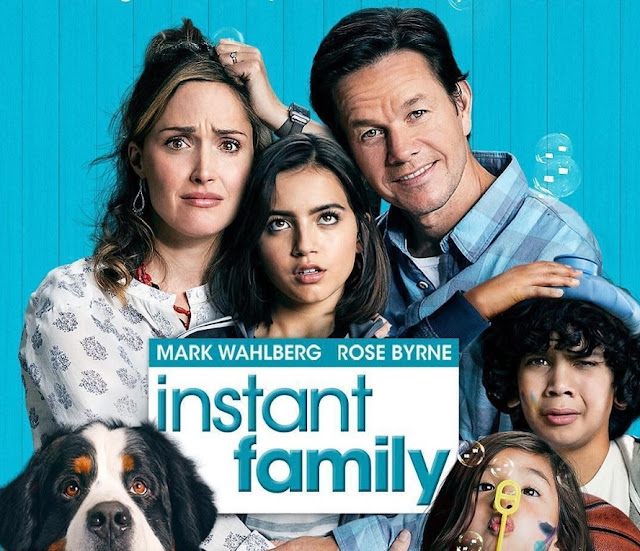 Catch Family-Comedy Film INSTANT FAMILY in Advanced Sneak Previews on January 21-22, 2019