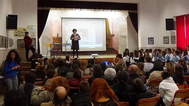 Εκδήλωση του Λαϊκού Φροντιστηρίου Αλεξανδρούπολης ενάντια στον πόλεμο και τον ρατσισμό