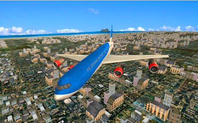 game airplane pilot simulator 3d