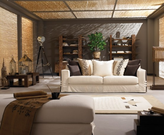 Living Room Living Room By Regalias India Interiors: Exotic House Interior Designs