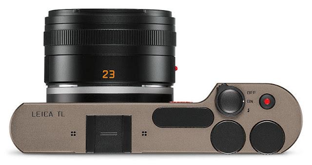 La Leica TL con il 23mm