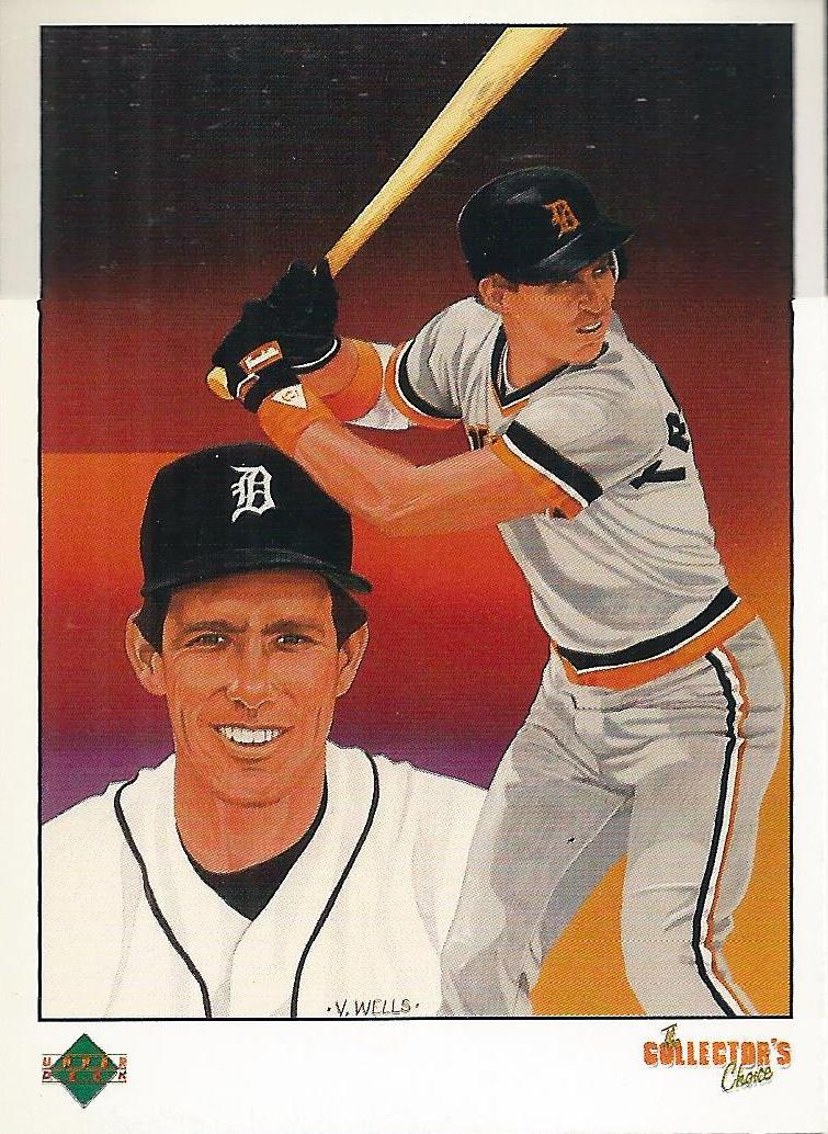 Too Many Verlanders Player Collections Alan Trammell