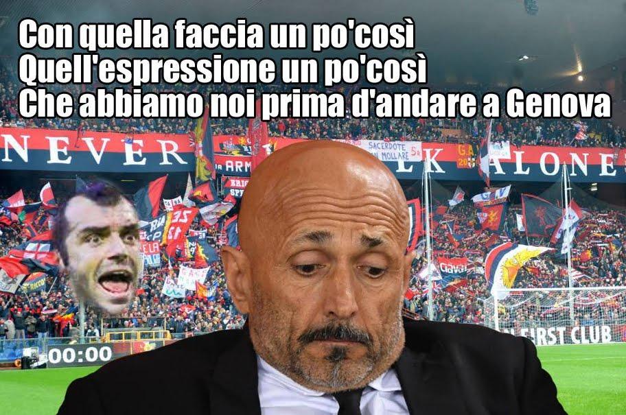 Le vignette divertenti di Genoa-Inter Foto Spalletti