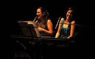 Prisca y Marieva Dávila / stereojazz