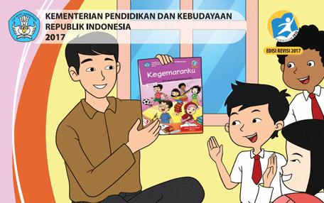 Buku Guru dan Siswa Kurikulum 2013 SD/MI Kelas 1, 2, 4, 5 Revisi Terbaru