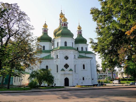 Нежин. Черниговская область. Собор св. Николая Чудотворца. 1668 г.