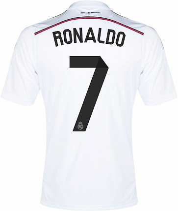 c0ec0d7c1 The shorts and socks of the new Real Madrid 14-15 Home Kit are white. The Real  Madrid 2014-2015 Kits feature a newly designed