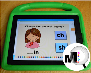 https://www.teacherspayteachers.com/Product/BOOM-CARDS-Digraphs-Ch-and-Sh-Free-3345937