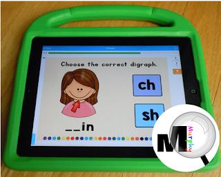 https://www.teacherspayteachers.com/Product/BOOM-CARDS-Digraphs-Ch-and-Sh-Free-3345937