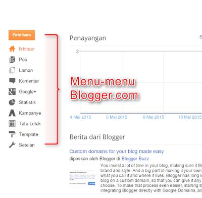 Cara Membuat Blog dan Menghasilkan Uang dari Blog