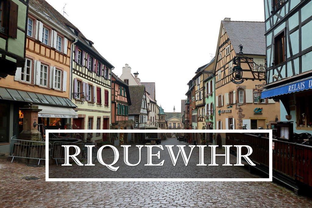 Riquewihr, la perla de los viñedo de Alsacia