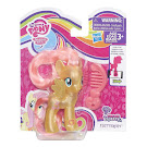 MLP Pearlized Singles Wave 1 Fluttershy Brushable Pony