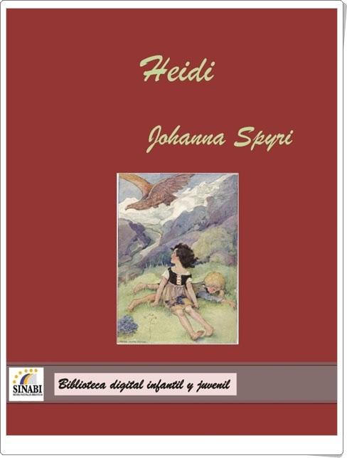 """""""Heidi"""" de Johanna Spyri"""