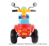 Motor Mainan Anak SHP SC606 Scooter