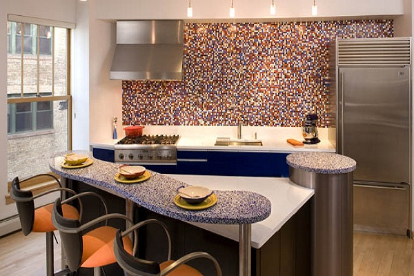 kitchen design with mosaic tiles modern kitchen interior designs beautiful modern kitchen 937