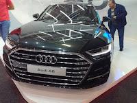 2018 Audi A8 in Sofia