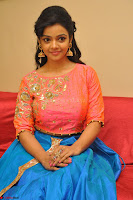 Nithya Shetty in Orange Choli at Kalamandir Foundation 7th anniversary Celebrations ~  Actress Galleries 096.JPG