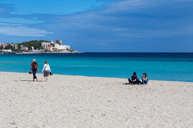 Spiaggia di Mondello-Palermo