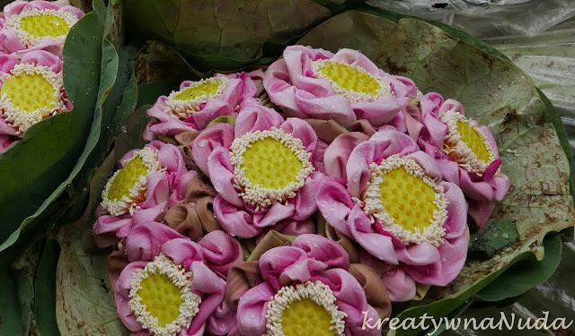 Tajlandia i ..kwiaty…