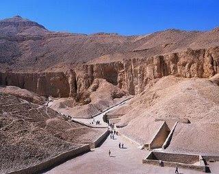 Valle de los Reyes