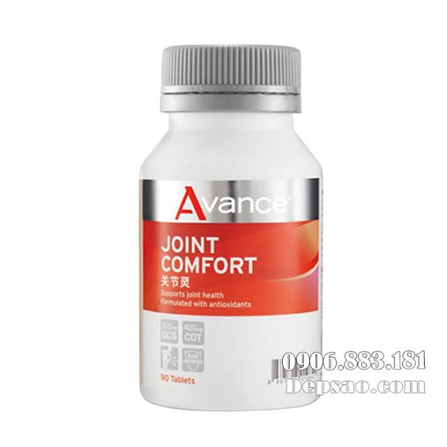 Avance Joint Comfort viên hỗ trợ xương khớp