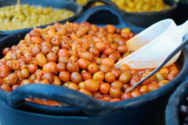 Catalan-Pickled-Olives