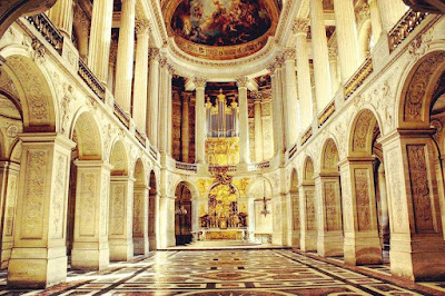The Royal Chapel Palace of Versailles