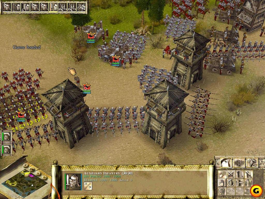Praetorians [FULL ISO] ~ PC Games Full Crack