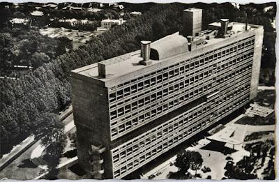 Le Corbusier, Cité la Radieuse, Marseille