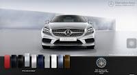 Mercedes CLS 400 2017 màu Bạc Iridium 775