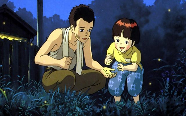 Hotaru no Haka adalah anime movie drama
