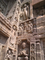 ajanta cave sculptures world heritage