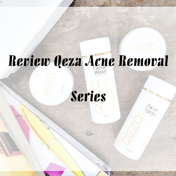 Review Qeza Acne Removal Series