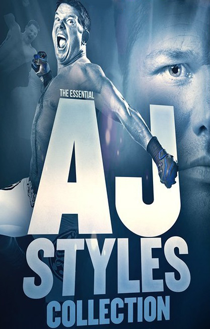 TNA Wrestling: The Essential AJ Styles Collection [2016] [Latino] [DVD9] [NTSC] [4DISC]