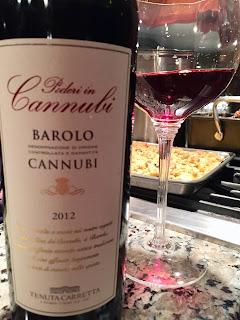2012 Tenuta Carretta Barolo Cannubi