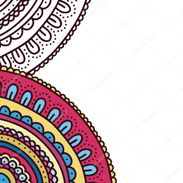 Doodle Ornament Coloring Book Cover Page Of Adult Coloring Book Colorful  Flower Card Vector Illustration  Stock Illustration