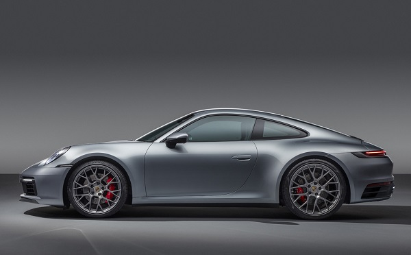 Porsche 911 Carrera 4S 992 Argentina