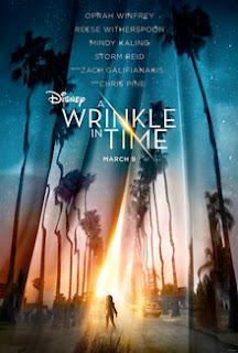 Sinopsis Film A Wrinkle in Time (Movie - 2017)