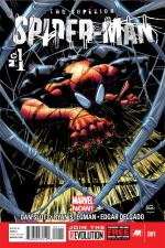 Writer: Dan Slott Art: Ryan Stegman Colors: Edgar Delgado Letters: Chris Eliopoulus  Spider-Man created by Stan Lee and Steve Ditko